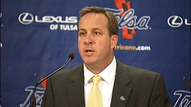 TU Athletic Director Ross Parmley Fired Amid Illegal Gambling Investigation