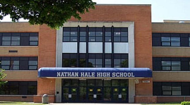 1 Arrested, 2 Sent To Hospital After Incidents At Nathan Hale High, Middle Schools