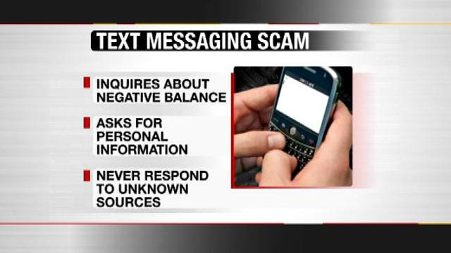 Oklahoma Attorney General Warns Of Fake Text Message From Banks