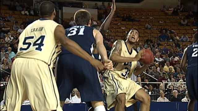 Oral Roberts Rallies To Defeat Bobcats On The Road