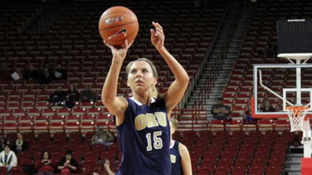 ORU Women's Hoops Crushes Evangel, Set For Baylor