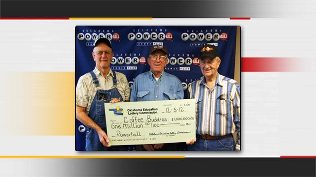 Three Men Come Forward With $1 Million Winning Lottery Ticket Sold In Collinsville