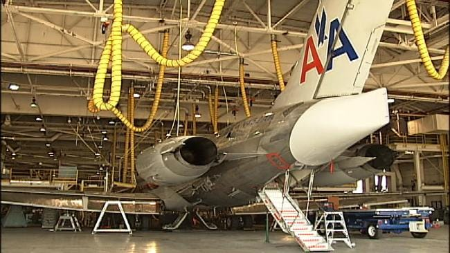 Over 250 Former American Airlines Workers In Tulsa Eligible For Help