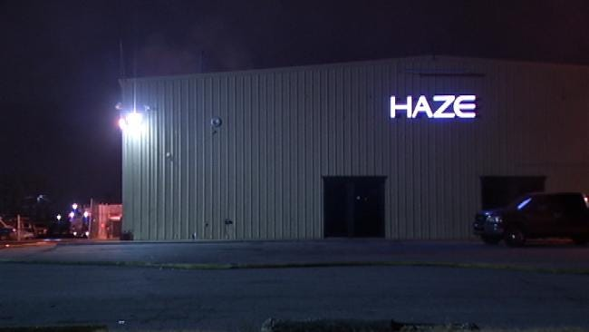 East Tulsa Storage Building Destroyed By Fire