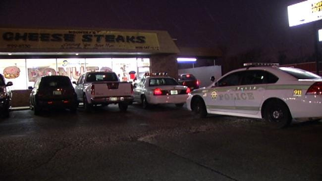 Man Steals Cash From Register Drawer At North Tulsa Business