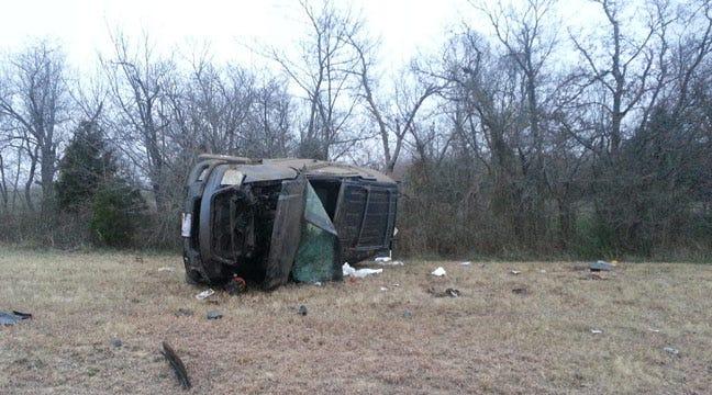 OHP Identifies Woman Killed In U.S. 75 Crash