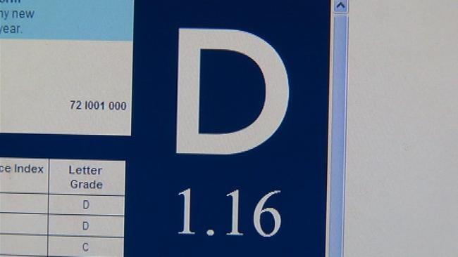 Schools Send Home Letters Explaining District Letter Grades