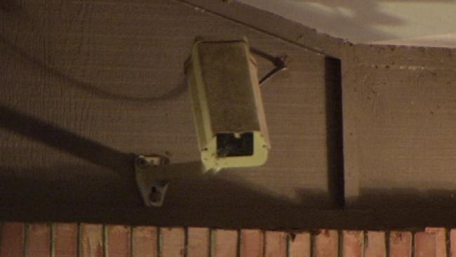 Tulsa Couple Awaken To Find Burglar In Their Bedroom