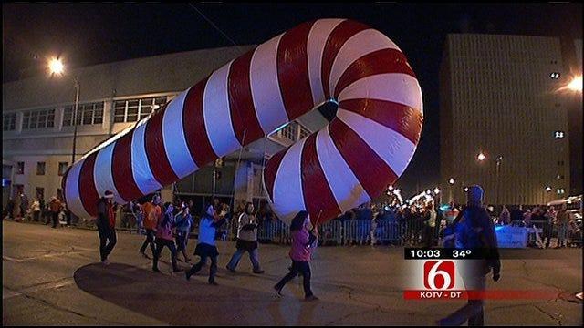 Two Big Tulsa Holiday Parades Set For Saturday