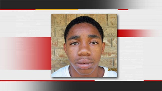 Tulsa Police Arrest Teen Wanted In Connection With Joplin Murder