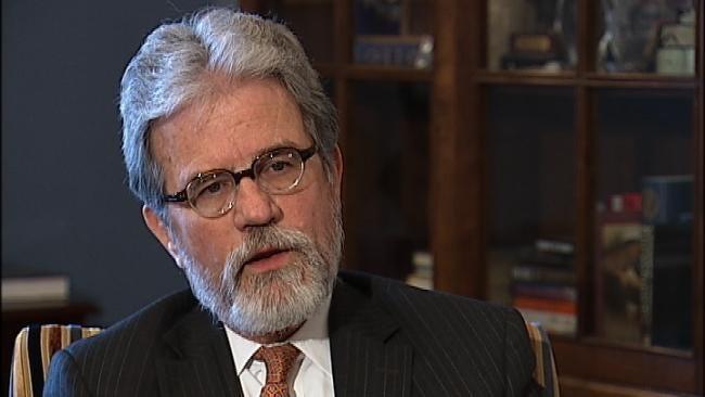 Oklahoma Maverick U.S. Senator, Dr. Tom Coburn Talks To News On 6