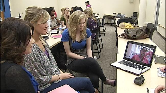 Tulsa ORU Students Fight For Human Trafficking Victims
