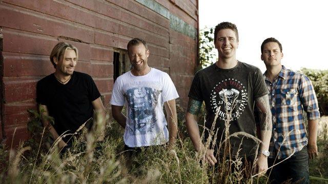Watch: News On 6's Brian, Ashley & Stacia Discuss Nickelback
