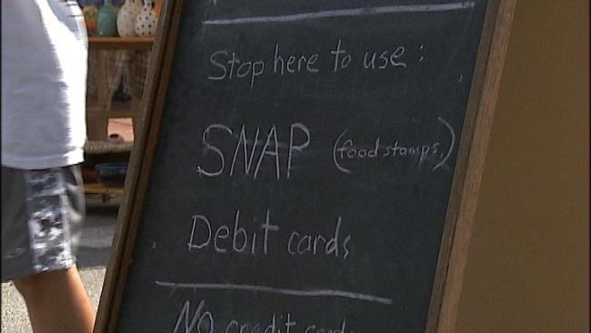 SNAP Cards Earn Double Savings At Tulsa Farmers Market