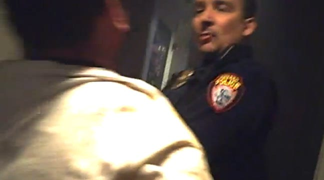 City Of Owasso Releases Video Of Officer Hitting Suspect