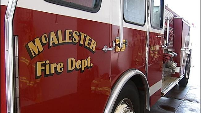 McAlester Firefighters' Contract To Be Signed Tuesday