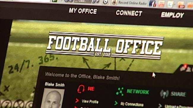Some Of Oklahoma's Own Create Social Network For Football Coaches