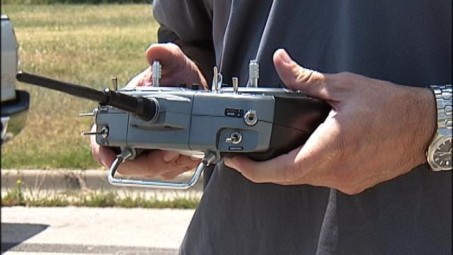 Oklahoma Chosen To Test Unmanned Aircraft