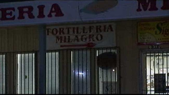 Tulsa Mexican Restaurant Robbed At Gunpoint