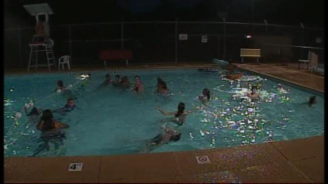 Friends, Family Hold Pool Party To Fund Search For Tulsa Girl's Murderer
