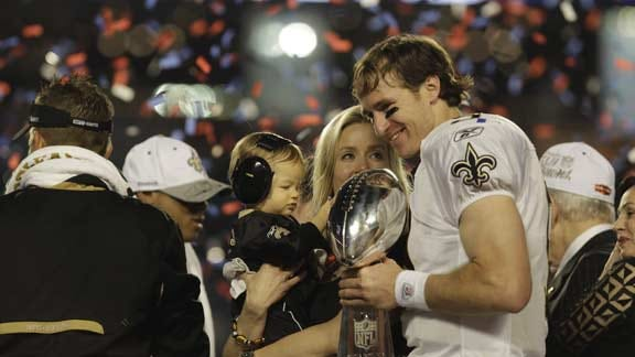Hey Drew Brees, Can I Get A Loan?
