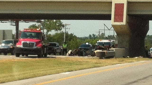 One Man Hospitalized After Crash On Highway 75