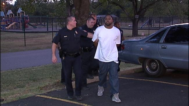 Tulsa Man Taps On Wrong Window, Gets Arrested