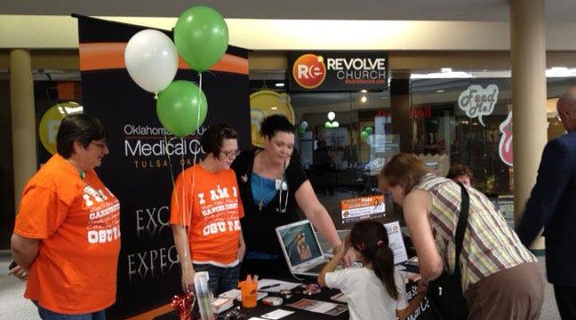 Resources For Seniors Gathered At Tulsa Promenade Mall