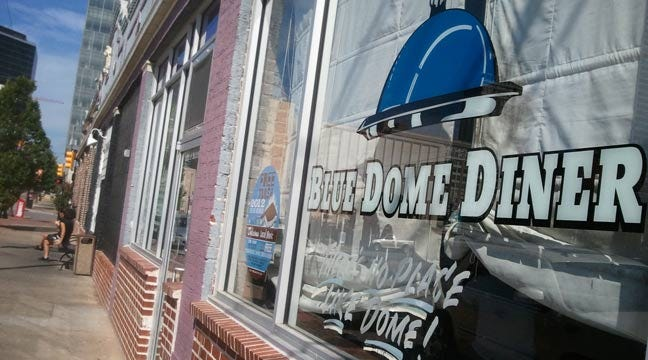 Climbing Real Estate Prices Force Blue Dome Diner To Close