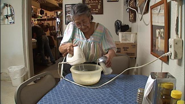 Oklahoma Cafe Run By Same Woman, 63 Years Running
