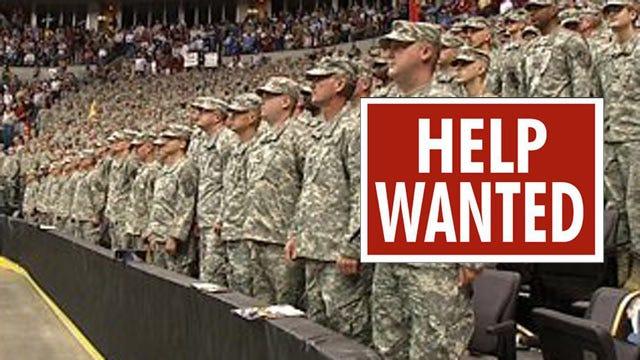 Veterans Job Fair Scheduled At Pryor's MidAmerica Expo Center