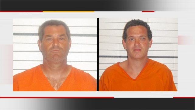 Former Mounds Police Officers Charged With Pocketing Found Cash