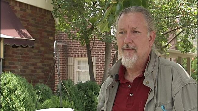 Tulsa Neighborhood Honors Shooting Victim With Teal Ribbons