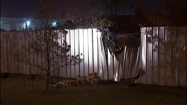 Motorcyclist Dies After Crashing On Tulsa Highway