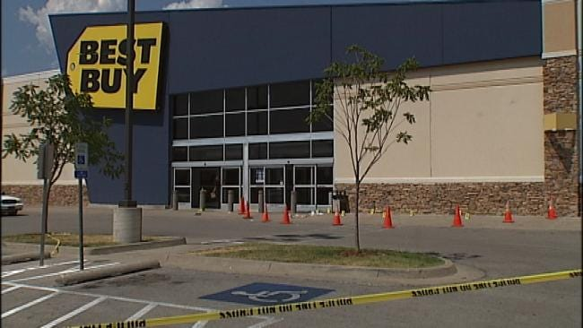 Funeral Set For Tulsa Best Buy Shooting Victim Hit By Stray Bullet