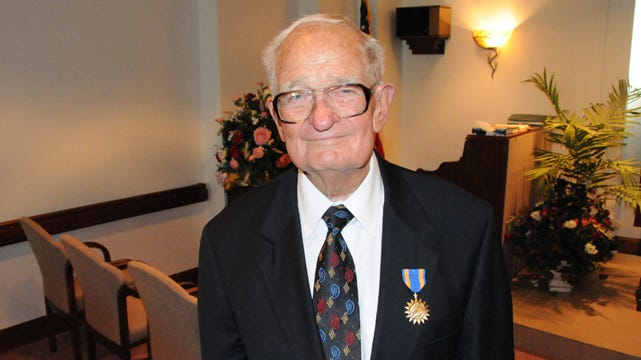 Oklahoma Korean War Vet Honored With Medal 60 Years Later