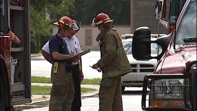 Man Dies In East Tulsa Trailer Fire