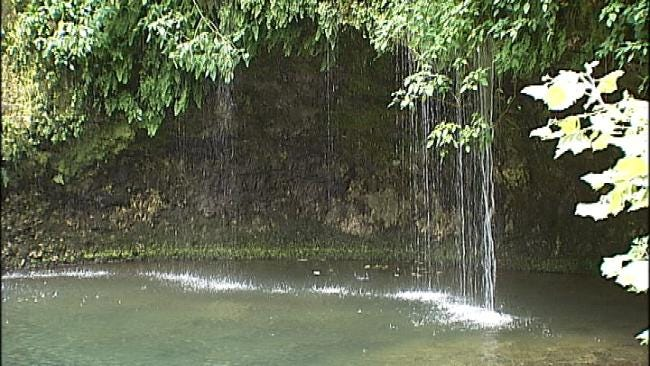 Oklahoma's Own Oasis, Natural Falls State Park