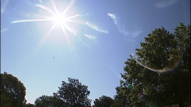 After Rain Relief, Tulsa's High Expected To Climb To 109 Degrees