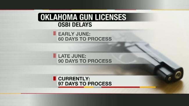 Flood Of Applications Delays Oklahoma Concealed Carry Licenses