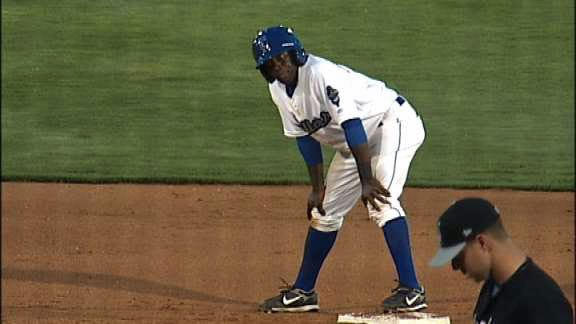 Late Home Run Not Enough For Drillers