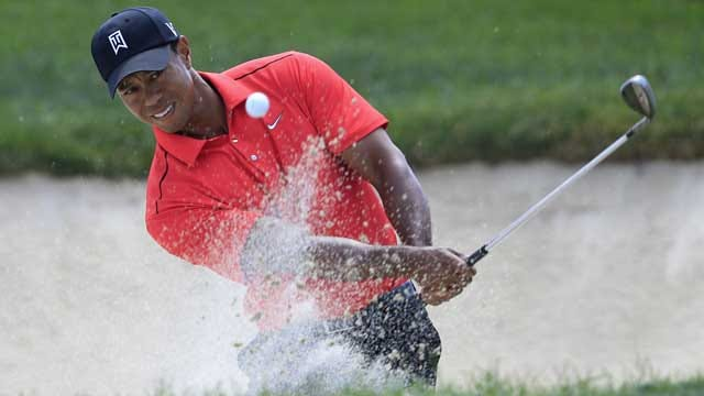 Pulling For Tiger To Win Major No. 15