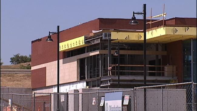 Griffin Communications Media Center Construction On Track