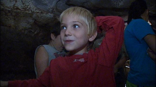 Oklahoma's Own Natural Wonder: Alabaster Caverns