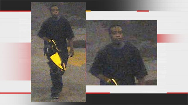 Surveillance Video Catches Attempted Armed Robbery Suspect Unmasked