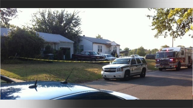 Tulsa Police Find Explosive Materials In House While Serving Warrant