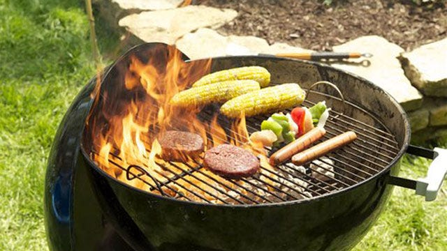 Tulsa County Burn Ban Means No Charcoal, Wood Grilling