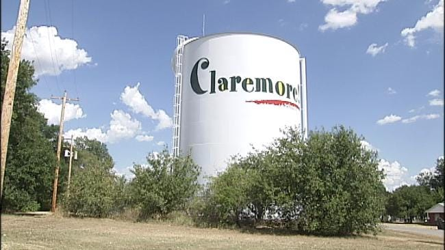 City Of Claremore Having Water Pressure Problems Due To Heat