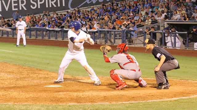 Grand Slam Powers Drillers To Win