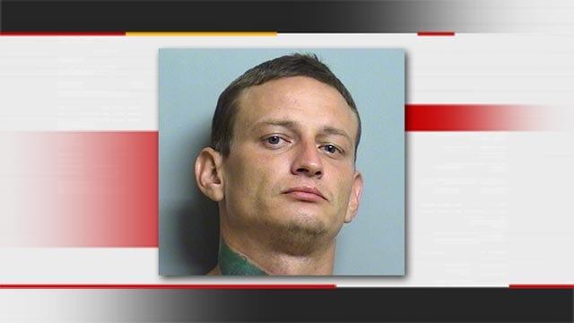 Police Chase Lands Tulsa Man In Jail On Drug Complaints